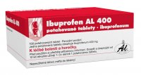 Ibuprofen AL 400 400mg 100 tablet