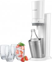 SodaStream Crystal White výrobník vody soda