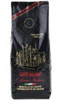 Caffé Milano Black 1 Kg zrnková káva