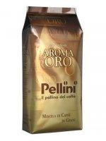 Pellini caffé Aroma ORO zrnková káva 1000g