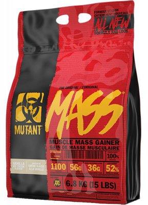 Mutant Mass All New jahoda/banán 6800g - PVL Mutant Mass 6800 g