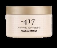 -417 Aromatic Body Peeling Milk&Honey 360ml