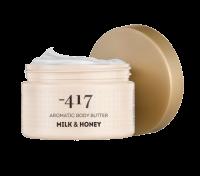 -417 Aromatic Body Butter Milk&Honey 250ml