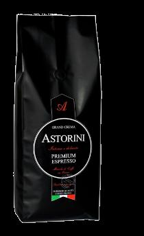 ASTORINI PREMIUM Grand Crema zrnková káva 1kg