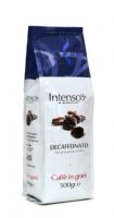 Intenso Decaffeinato zrnková káva 500g