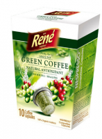 René Green Coffee kapsle pro Nespresso 10ks