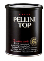 Pellini Top mletá káva dóza 250g