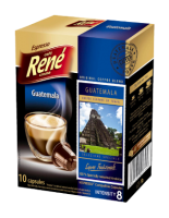 René Guatemala kapsle pro Nespresso 10ks