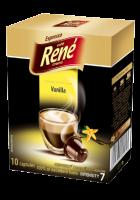 René Espresso Vanillla kapsle pro Nespresso 10ks