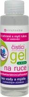 Vivapharm antibakteriální čisticí gel na ruce s Aloe Vera s okamžitým dezinfekčním účinkem 100 ml