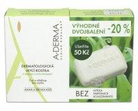A-Derma Dermatologická kostka 2x100g
