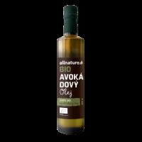 Allnature Avokádový olej 250ml