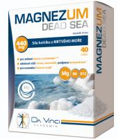 Da Vinci Academia Magnezum Dead Sea 40 tablet