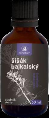 Allnature Šišák bajkalský bylinné kapky 50ml