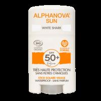 Alphanova BIO Opalovací krém v tyčince SPF 50 bílý 12g