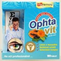 VitaHarmony Ophtavit MAX tbl.90