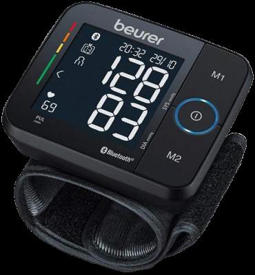 BEURER BC 54 Automatický tlakoměr / pulsoměr na zápěstí