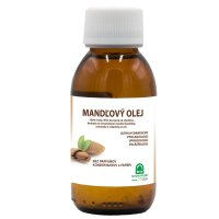 Natura House Mandlový olej BIO s Flip uzávěrem 200ml