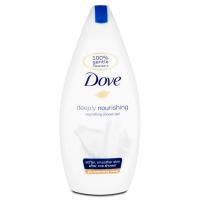 Dove Deeply Nourishing Sprchový gel 500ml