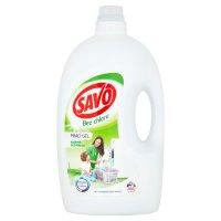 SAVO prací gel barevné i bílé prádlo 100W