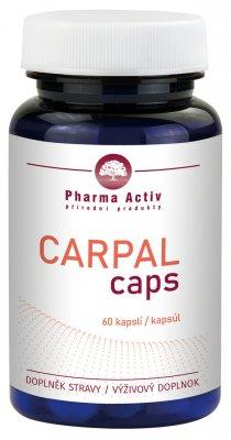 Pharma Activ Carpal caps 60 kapslí