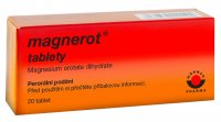 Magnerot tablety 20x500mg