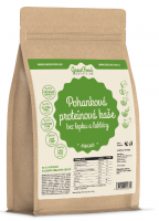 GreenFood Nutrition Pohanková proteinová kaše bez lepku a laktózy kakaová 500g