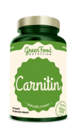 GreenFood Nutrition Carnitin 60cps