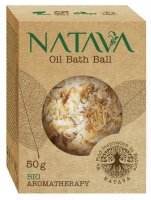 NATAVA Oil Bath Ball Calendula