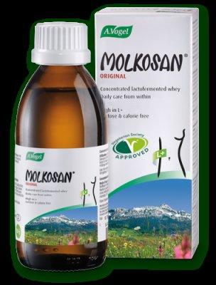 A.Vogel Molkosan Original Syrovatkový koncentrát 200ml