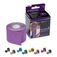 GM kinesiology tape 5cmx5m lila