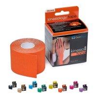 GM kinesiology tape 5cmx5m orange
