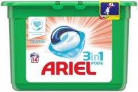 Ariel gelové kapsle Sensitive 14ks