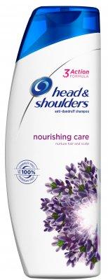 Head & Shoulders Nourishing šampon 400ml