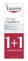EUCERIN DermoCapillaire šampon proti vypadávání vlasů 2x250ml