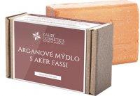Záhir Cosmetics Arganové mýdlo s Aker Fassi 1ks - Zahir Cosmetics Arganové mýdlo s Aker fassi 75 g