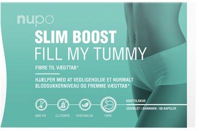 NUPO SLIM BOOST - Fill My Tummy 60kapslí
