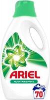 Ariel gel Mountain Spring (70 pracích dávek) 3,85l