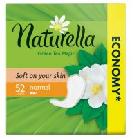 Naturella intimky Normal Green Tea 52ks