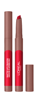 L'Oréal Paris Rtěnka v tužce Infaillible Matte Lip Crayon 111 Little Chili 2,5g