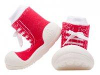 Attipas Dětské Botičky Sneakers Red XL