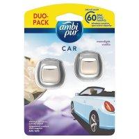 AmbiPur Car Jaguar Moonlight Vanilla 2x2ml