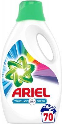 Ariel gel Touch of Lenor Color (70 pracích dávek) 3,85l