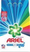 Ariel prací prášek Touch of Lenor Color (36 pracích dávek) 2,75kg