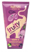 Nurture Fruity Fortified Water Apple & Blackcurrant 200ml