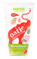 Nurture Oatie Dairy Free Drink Strawberry 200ml