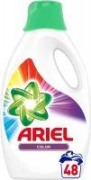 Ariel gel Color (48 pracích dávek) 2,64l