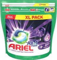 Ariel gelové kapsle All in 1 + Lenor unstoppables 44ks