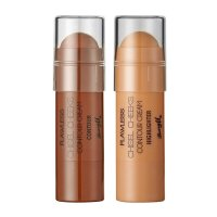 BarryM Chisel Cheeks Contour Cream Sticks konturovací krémy v tyčince 2ks 10g