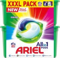 Ariel gelové kapsle Color 65ks